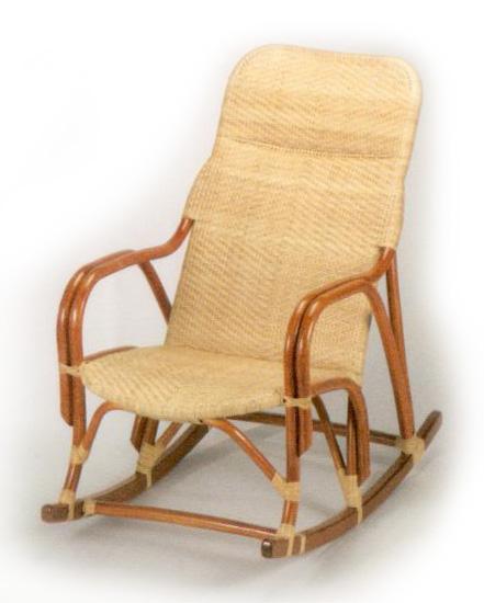 籐(ラタン)椅子・ラタンチェア