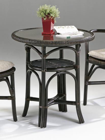 籐(ラタン)ダイニングテーブル