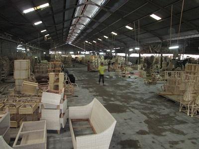 工場の一部 風景